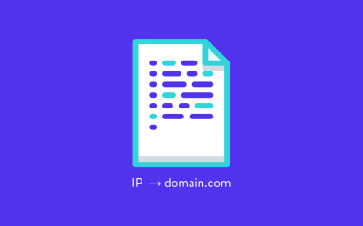 Jak lokalnie skierować domenę na serwer. Czyli plik hosts.